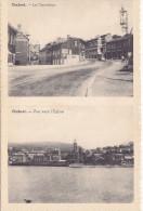 Ombret - La Carrefour - Vue Vers L'Eglise - Amay