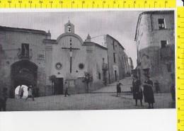 CO-5940 PENNE PIAZZETTA SANTA CROCE PANORAMA - Trade Cards