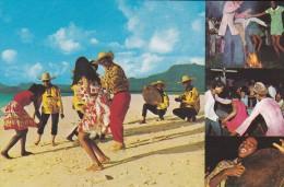 C P M---AFRIQUE MAURICE---chauffez Ravannes---voir 2 Scans - Mauritius