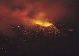 C P M---ILE DE LA REUNION---le Volcan---voir 2 Scans - Autres