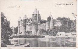 CPA Château De Josselin - 1918 (16497) - Josselin