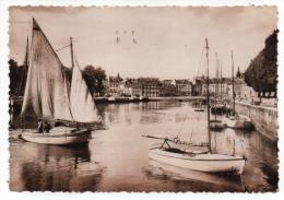 VANNES--1951--Le Port  (voiliers),cpsm 15 X 10 N° 1038 éd La Cigogne....à Saisir - Vannes