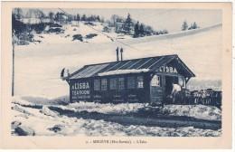 7.  -  MEGEVE  (Hte-Savoie).  -  L' Isba - Megève