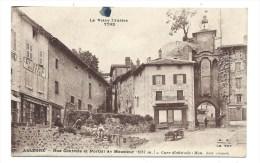 Vente Directe - Prix En Baisse: ALLEGRE - Rue Centrale - épicerie - Réplique Voiture Automobile Pour Enfant - Andere Gemeenten