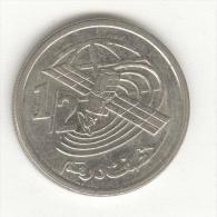 1/2 Dirham Maroc / Marocco 2002 - Marocco