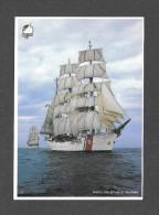BATEAUX - VOILIERS - SAILLING SHIP - EAGLE - TROIS MÂT - GRAND VOILIER - BY PHOTO COLLECTION JO GAUTHIER - Zeilboten