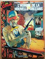 EO Casterman 1991 > Christian Rossi, Jean-Michel Charlier, Jean Giraud : JIM CUTLASS 2 - L'homme De La Nouvelle-Orléans - Jim Cutlass