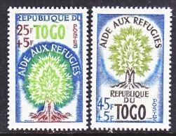 TOGO  B 15-6     **   WRY - Unused Stamps