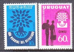 URUGUAY  657,  C207    **   WRY - Uruguay