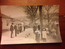 Artas Jeux De Boules ( Photo De La Carte Original) - Autres Communes