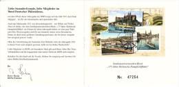 D-Bonn 2011.  Philatelie. Jahresgabe Des Bundes Deutscher Philatelisten 2011 (5.851) - BRD