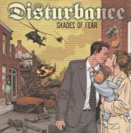 DISTURBANCE - Shades Of Fear - LP - DIRTY PUNK - Punk