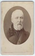 Photographie Ancienne, CDV, A. Bernoud (Livourne, Livorno, Italie), Portrait Homme, Mode, Costume, Barbe - Photographs
