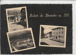 TRENTO - STREMBO - SALUTI DA.... - A1 - Trento