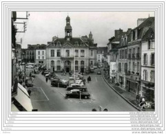 CPSM  AURAY - Place De La République - Auray