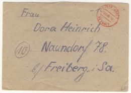 Bizone Geb�hr bezahlt F�rth 1945
