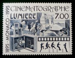 CINEMATOGRAPHE LUMIERE 1995 - NEUF ** - YT 1998 - MI 2262 - Ungebraucht