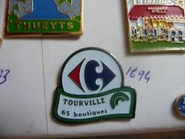 TOURVILLE AUCHAN 65 BOUTIQUES - Administrations