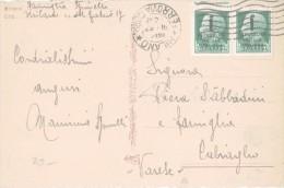 AB11     Repubblica Sociale Italiana 1945  - Cartolina Illustrata - 1944-45 République Sociale