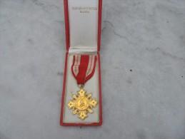 """Médaille - Italie """" TANFANI & BERTARELLI ROMA"""" - Altri"""