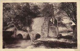 CPA Ozouer-le-Voulgis - Pont Du Seigneur (120260) - Unclassified