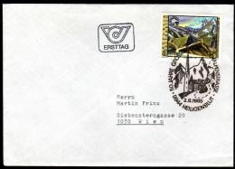 ÖSTERREICH 1985 - Großglockner Hochalpenstrasse, Heiligenblut - SStp. FDC - Sonstige