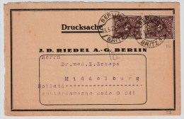 DR, Nr. 231a MeF, Geprüft, Mi. 400.- , R !!#2546 - Briefe U. Dokumente