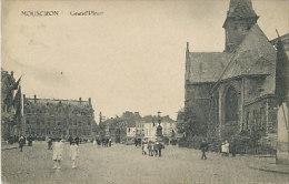 Mouscron - Grand'Place - 1919 - Mouscron - Möskrön