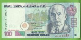 100 Nuevos Soles - Peru