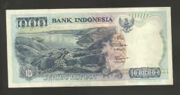 INDONESIA - BANK Of INDONESIA - 1000 RUPIAH (1992) - Indonésie