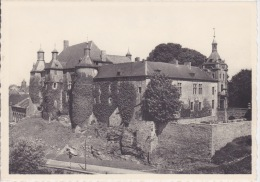Château D´Ecaussines-Lalaing. (XIVe Siècle). - Ecaussinnes