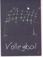 Volleybal - Volleybalstages - Gelopen - Volleyball