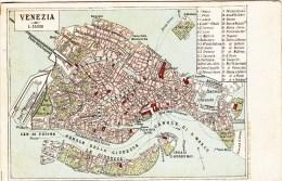 Venezia - Plan De Venise - Venezia (Venice)