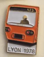 BUS CAR LYON 1978 - Unclassified