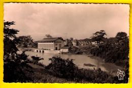 CENTRALE ELECTRIQUE ET BARRAGE D EDEA 32.000 KW CAMEROUN FRANCAIS AFRIQUE OCCIDENTALE COLONIE FRANCAISE KAMERUN * 3517 - Cameroun