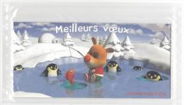 12637 - Souvenir Philatélique Meilleurs Voeux  2006 Sous Blister - Blocs Souvenir