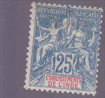 INDE : Y&T : 16* - India (1892-1954)