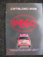 CATALOGO AUTOMODELLI PEGO   Alfa Lancia 1/43 - Italia