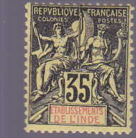 INDE : Y&T : 17* - India (1892-1954)