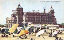 Uruguay - Montevidéo - Playa Carrasco Y Casino Municipal - 2 SCANS - Uruguay