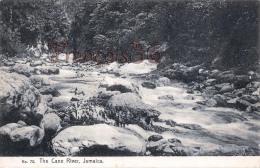 Jamaica Jamaïque - The Cane River - 2 SCANS - Jamaïque