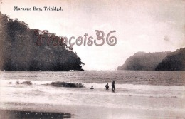 Trinidad - Maracas Bay - 2 SCANS - Trinidad