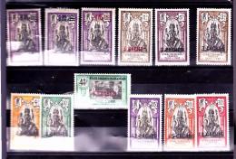 INDE : Y&T : 56 à 67* - India (1892-1954)