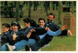 AGESCI  Lo Scautismo è Un Allegro Gioco All'aperto Dove Uomini-zagazzi Possono Vivere Insieme.   (B.Powell)      (NUOVA) - Scoutisme