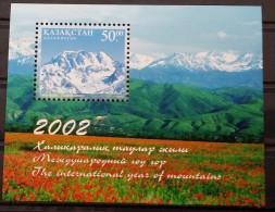 Kazahstan,2002,Mi: Block 26, (MNH) - Kazajstán