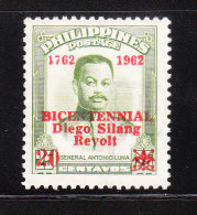 Philippines 1962 Surcharged MNH - Philippines