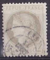 France N°52 - 4c Gris - TB - 1871-1875 Cérès