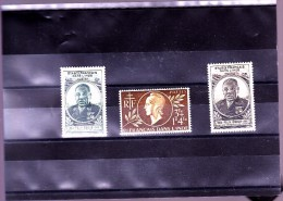 INDE : Y&T : 233*234*235* - India (1892-1954)