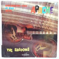 Disque Vinyle 45T THE SHADOWS - APACHE -  Columbia ESDF 1336 S - 1960 BIEM - Rock