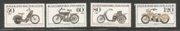 Berlin MNH / **; 1983 Motorcycle    Mi: 694-697    (b068) - Ongebruikt